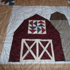 Barn to Quilt Quilt