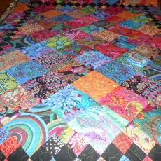 Judy's California Dreaming Quilt