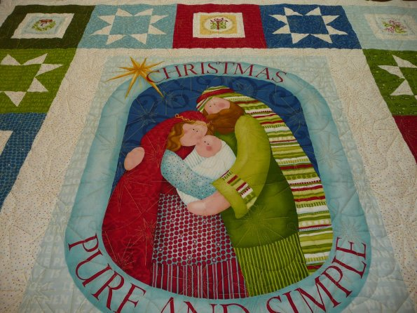 Christmas Pure & Simple Quilt