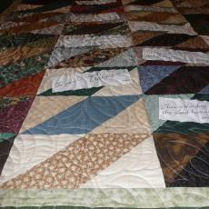 Kathy's Soulful Quilt