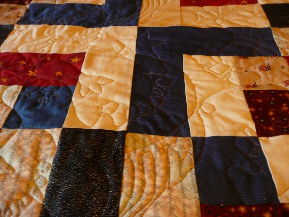 Kathy's Quilts of Valor Quilt