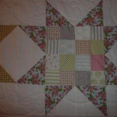 4 Patch Star Quilt
