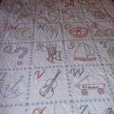 Great-grandbaby's Quilt
