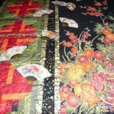 Linda's 2nd Asian Quilt