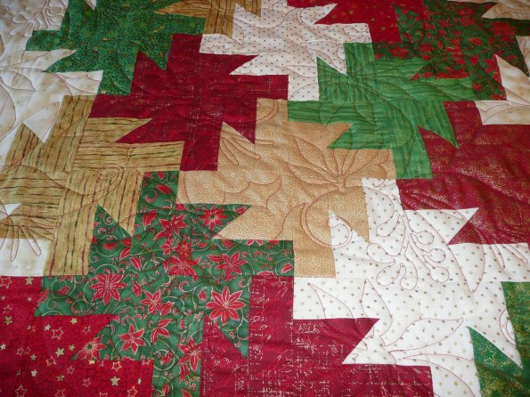 Linda's Christmas Quilt