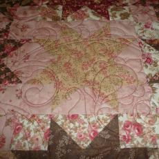 Linda's Opening Day Quilt