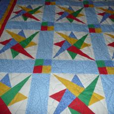 Lois's Baby Quilt