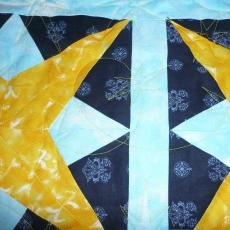 Lois's Star Quilt