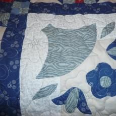 Oxbow Quilt Project Quilt
