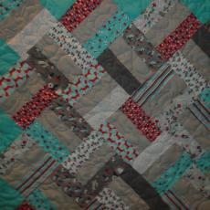 Baby Boy Krings's Quilt