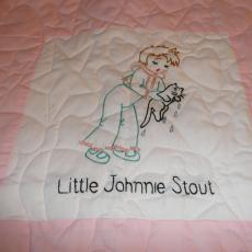 Lori's Nursery Rhyme Quilts