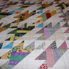 Luci's First Born Quilt