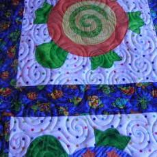 Lori, Lynn and Diane's Turtle Quilt