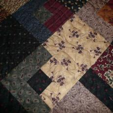 Marge's Winter Quilt