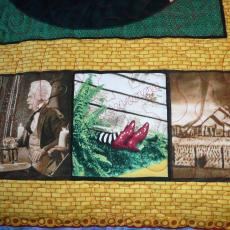 Marge's Wizard of Oz Quilt