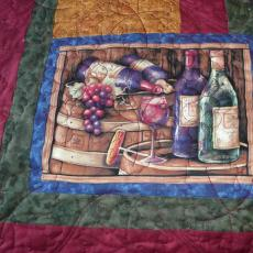 Pat's Wine Country Quilt