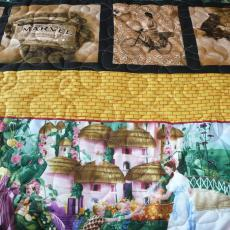 Joyce's Wizard of Oz Quilt