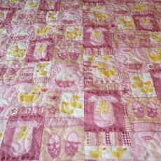 Baby Lanik's Quilt backing