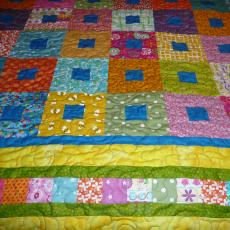Marge's Silent Auction Quilt