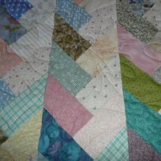Marie's Friendship Braid Quilt