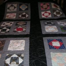 Marilyn's Old Timey Quilt