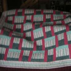 Mary's Flannel Quilt