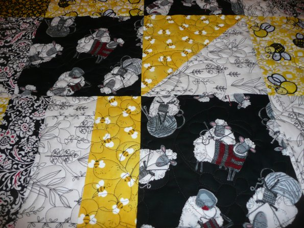 Deb-bees Quilt