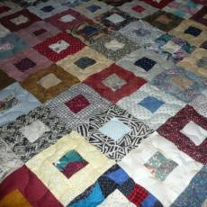 Mary's Cobblestone Quilt
