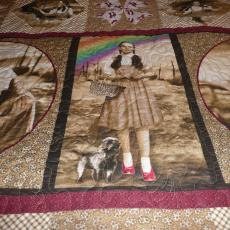 Melinda's 2nd Wizard of Oz Quilt