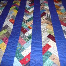 Millie's Bohemian Braid Quilt