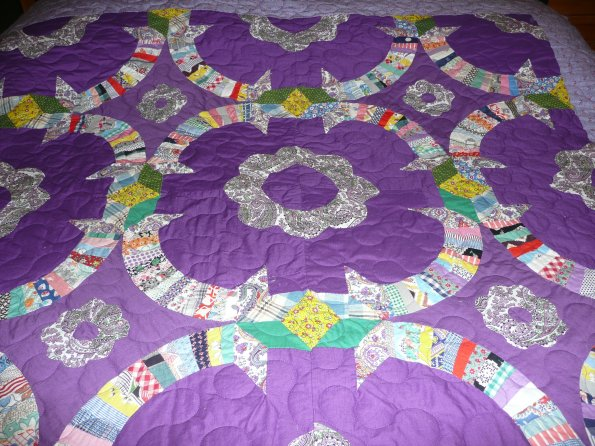 Nancy's Great-Grandmother's Quilts