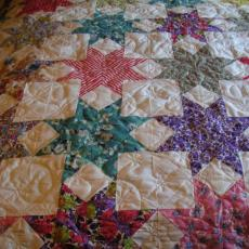 Norma's Star Quilt