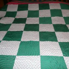 Norma's Spring Quilt