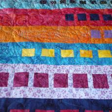 Patty's Tropical Paradise Quilt