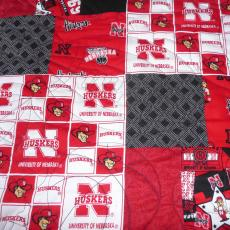 Patty's UNL Auction Quilt