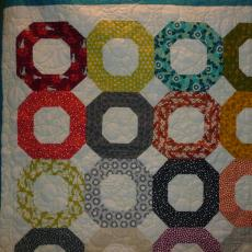 Baby Octagon Quilt