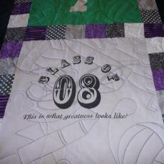 Shelbie's T-shirt Quilt