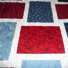 Mary's Quilts of Valor Quilt