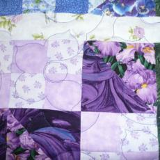 Rosalie's Jewel Box Quilt