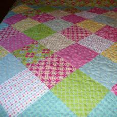 Sandy's Delovely Quilt