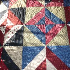 Another QOV quilt