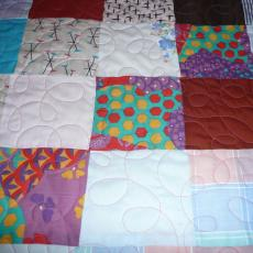 Holly's Graduation Quilt