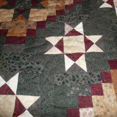 Susan's Ohio Star Quilt