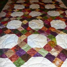 Susan's Mystery Quilt