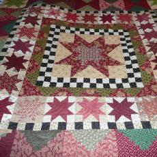 Terri's Country Living Quilt