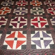 Terry's Primitive Quilt