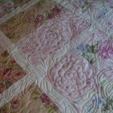 Tomoko's Rose Quilt