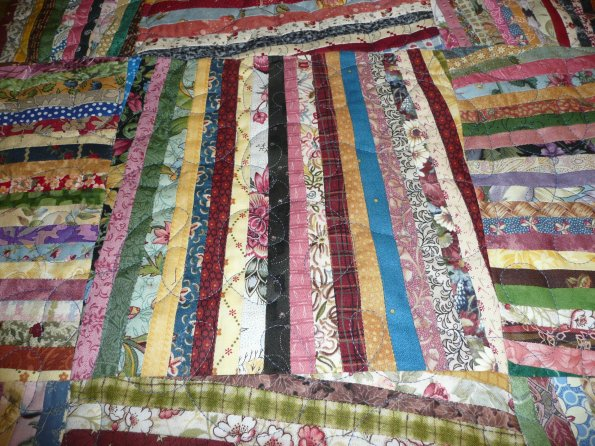 Lucille's Incredible Quilt