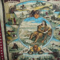 Gerry Buffalo Bill Fleece Throw