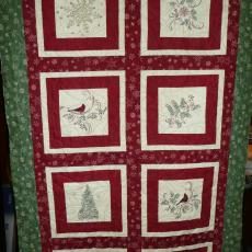 Christmas Wall Hanging or Table Runner